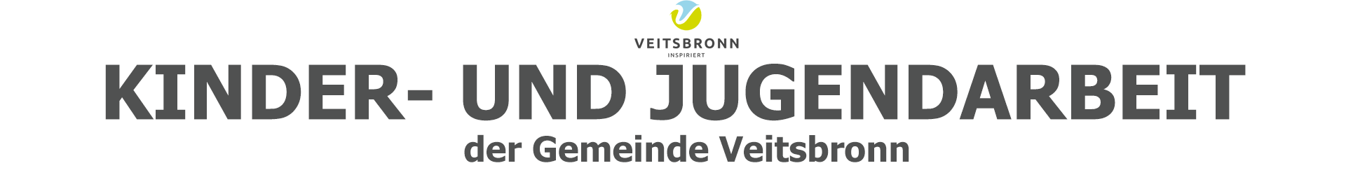 Jugendarbeit der Gemeinde Veitsbronn